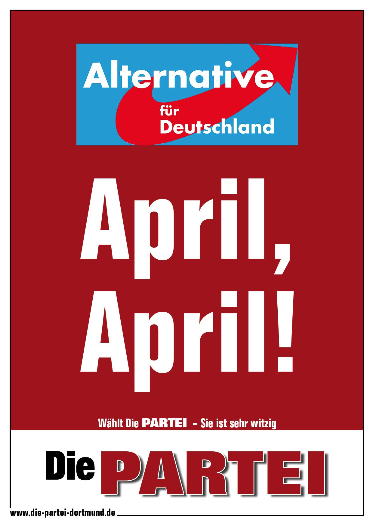 "Satireaktion ""AfD"" nun offiziell beendet"