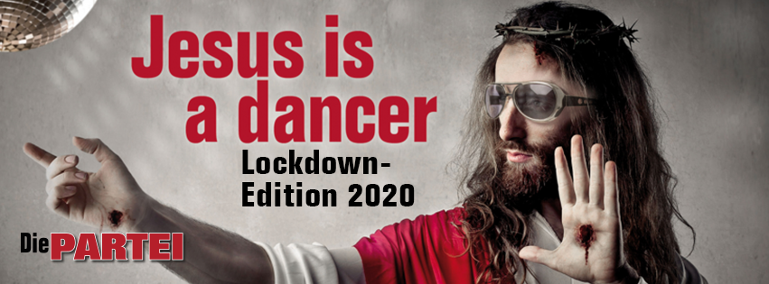 Jesus is a dancer – Lockdown Edition 2020